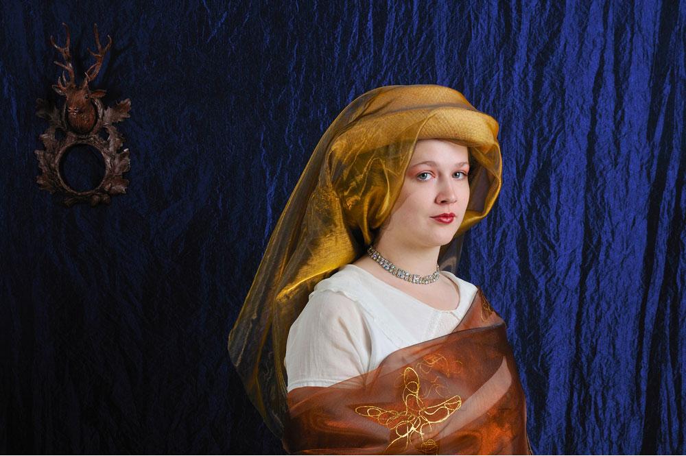 10-Principessa_Frauenportrait