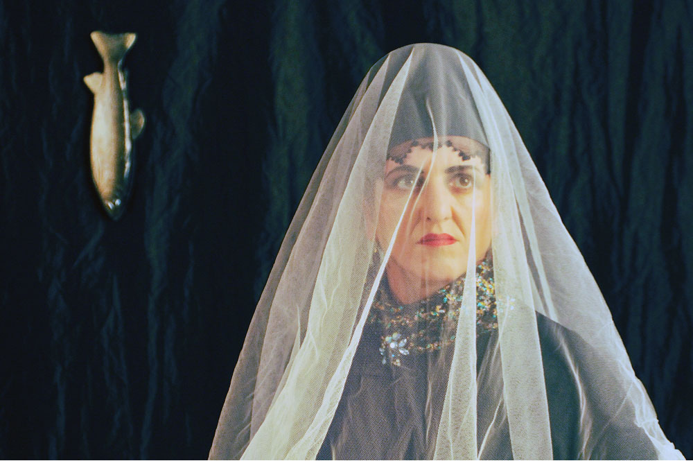 12-Principessa III_Frauenportrait