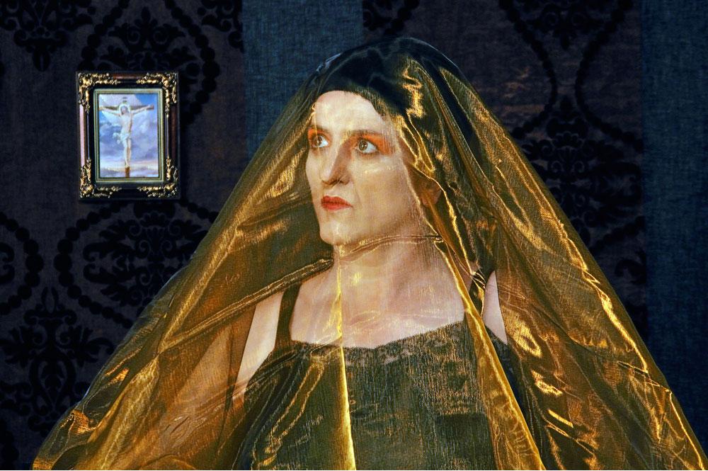 15 Principessa III_Frauenportrait